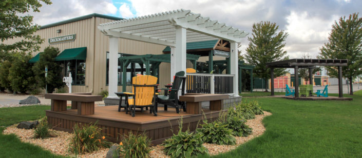 Deckmasters Outdoor Showroom